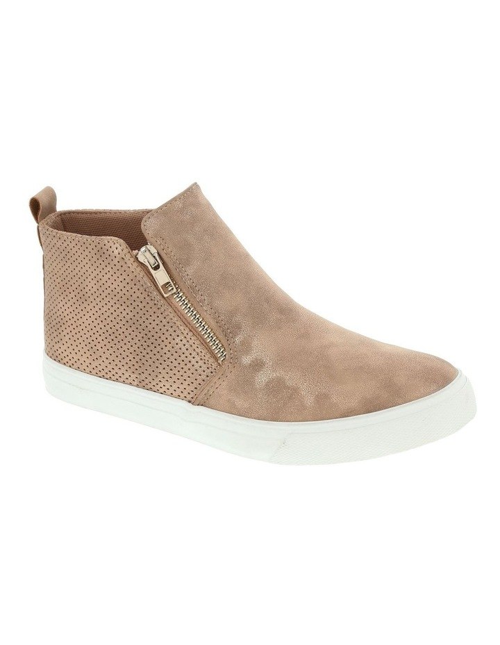 Planet Shoes Polly Rose Gold Sneaker image 1