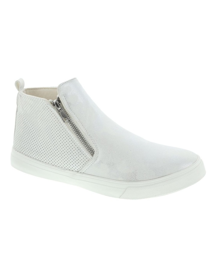 Planet Shoes Polly White Sneaker image 1
