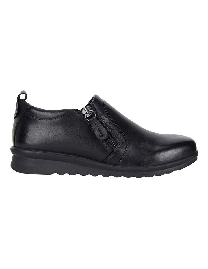 Wide Steps Noble Black Glove Sneaker image 1