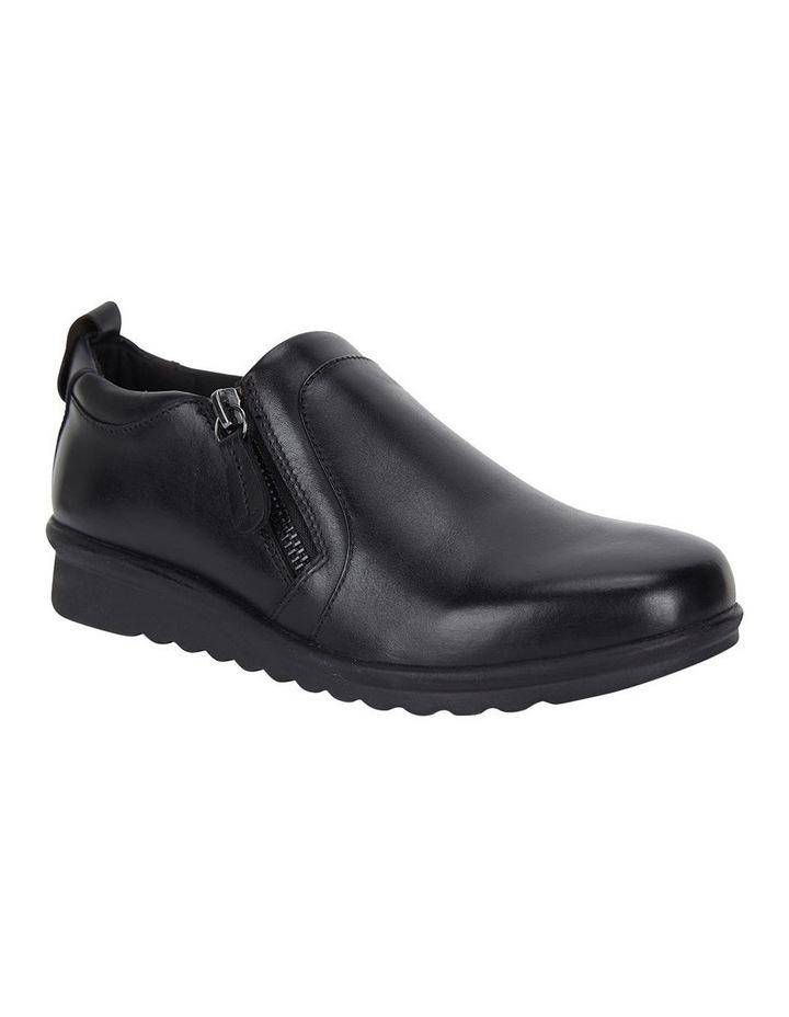 Wide Steps Noble Black Glove Sneaker image 2