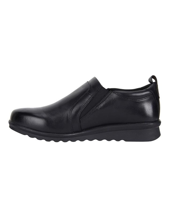 Wide Steps Noble Black Glove Sneaker image 3