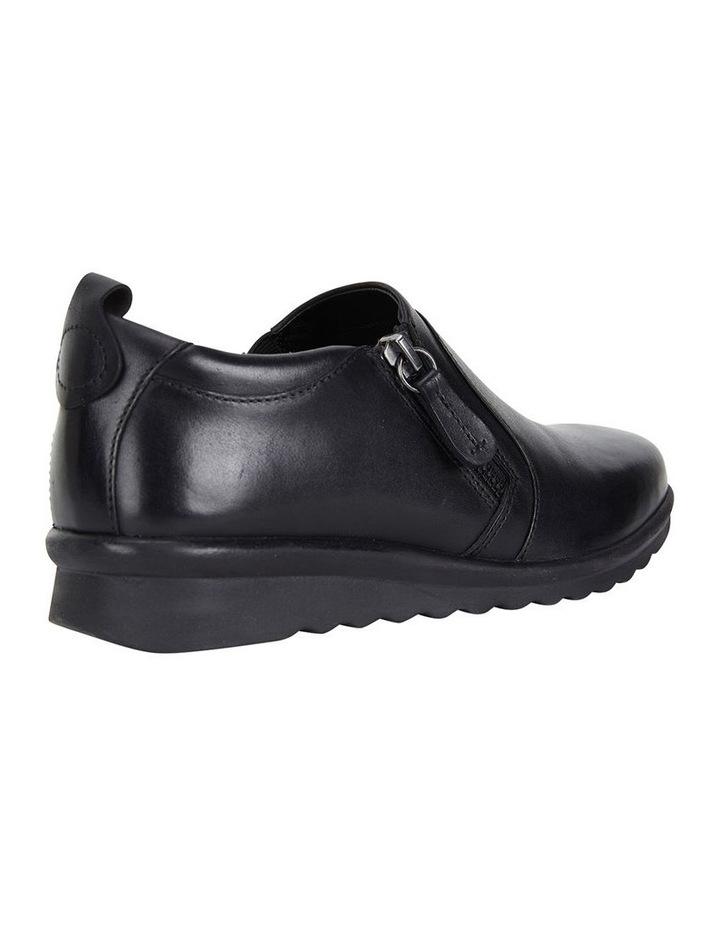 Wide Steps Noble Black Glove Sneaker image 4