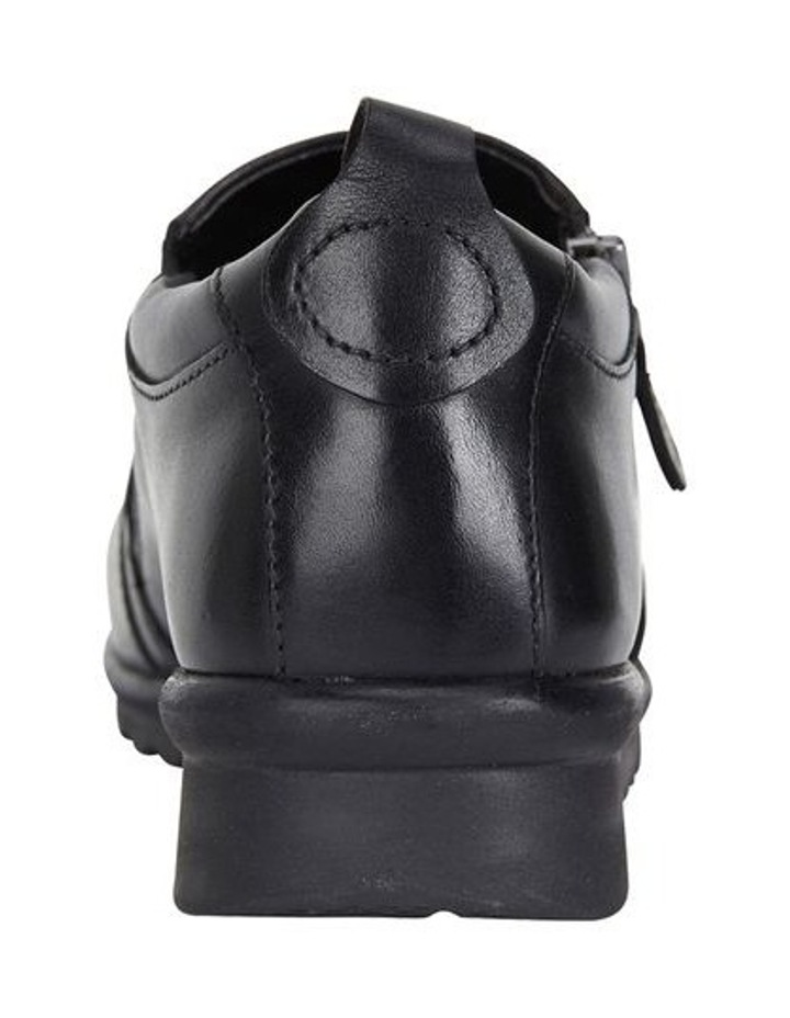 Wide Steps Noble Black Glove Sneaker image 5