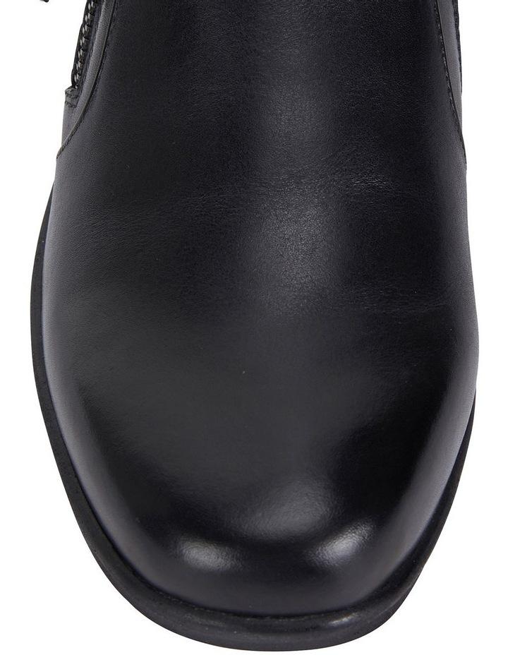Wide Steps Noble Black Glove Sneaker image 7