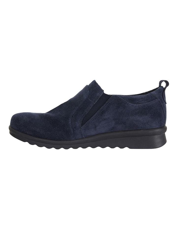 Wide Steps Noble Navy Suede Sneaker image 3