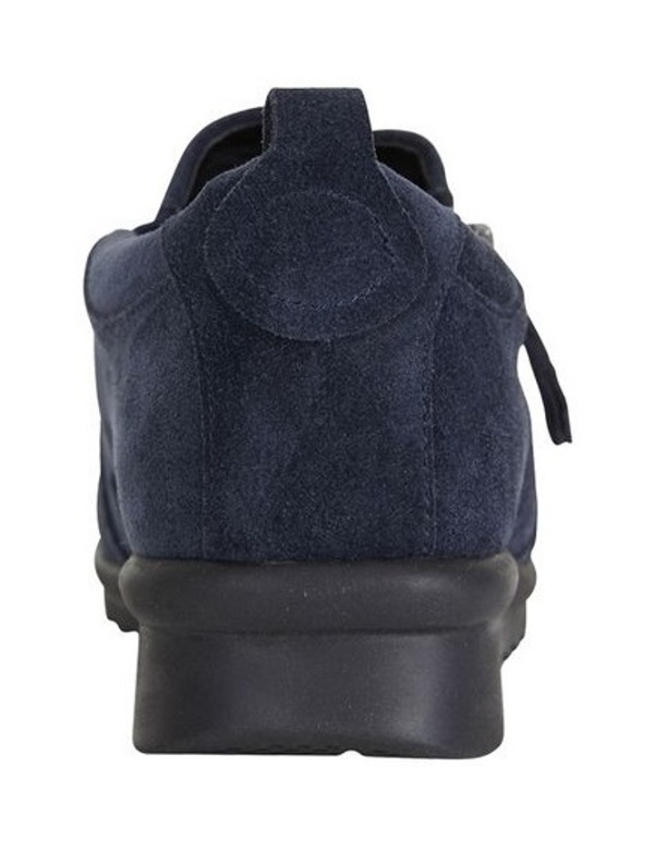 Wide Steps Noble Navy Suede Sneaker image 5