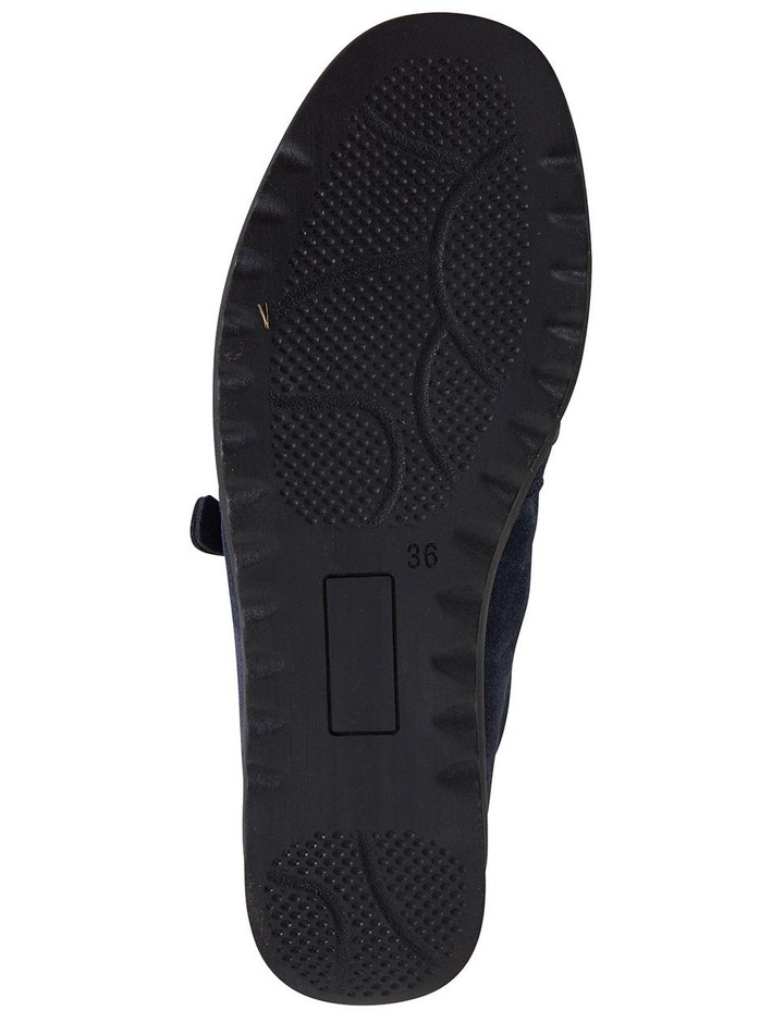 Wide Steps Noble Navy Suede Sneaker image 6