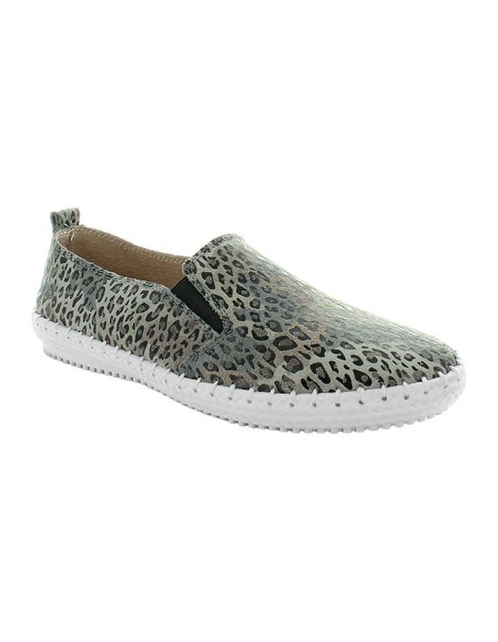 Just Bee Coble Leopard Sneaker image 2