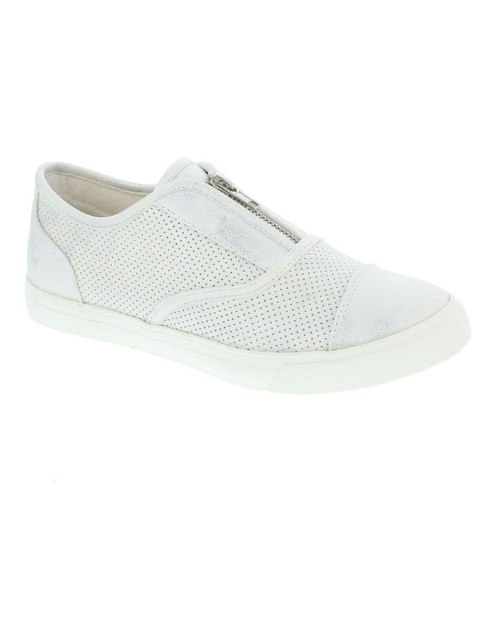Planet Shoes Paris White Sneaker image 1