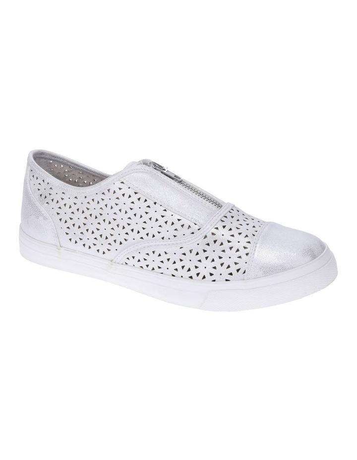 Daisy White Sneaker image 1