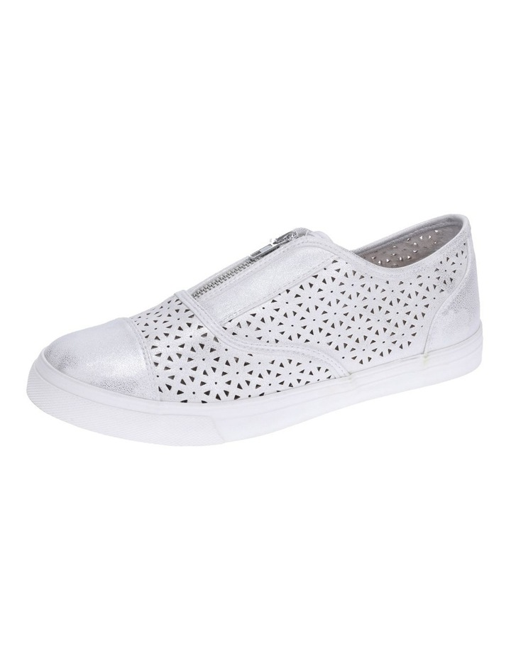 Daisy White Sneaker image 2