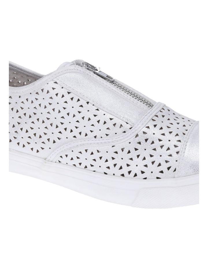 Daisy White Sneaker image 3