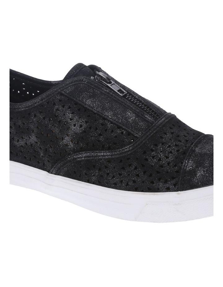 Daisy Black Sneaker image 3