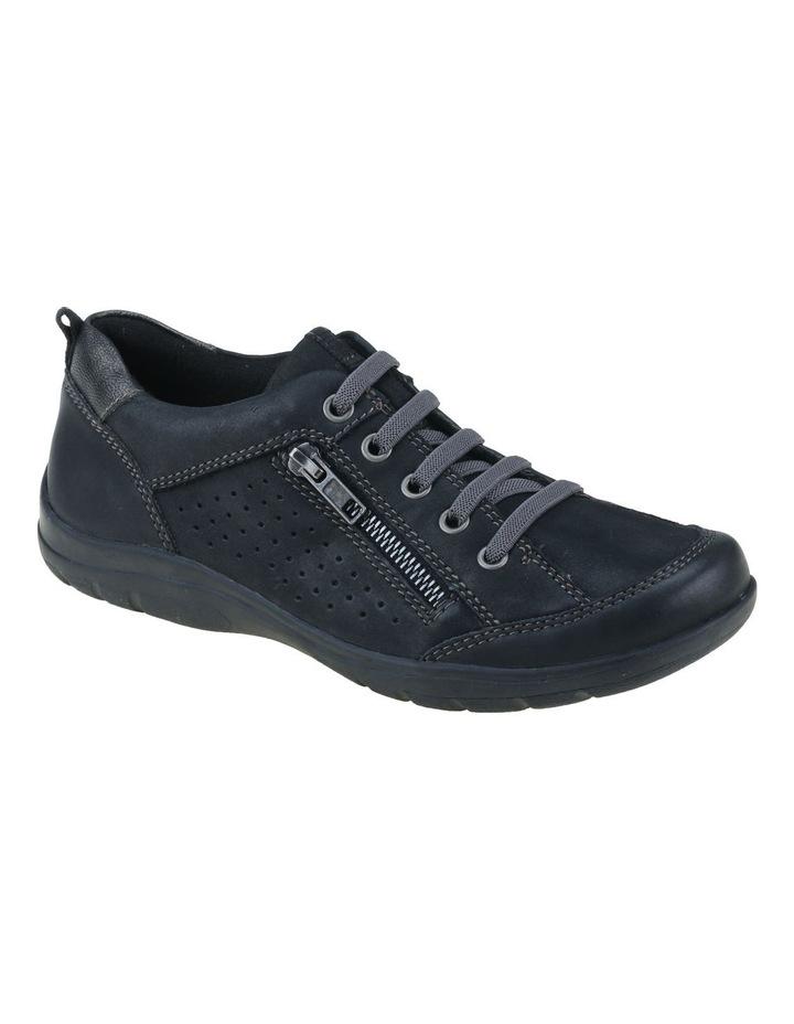 Cambridge Black Sneaker image 1