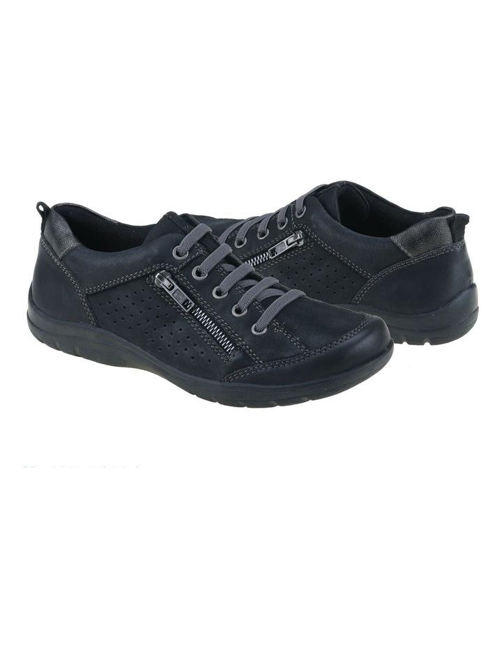 Cambridge Black Sneaker image 2