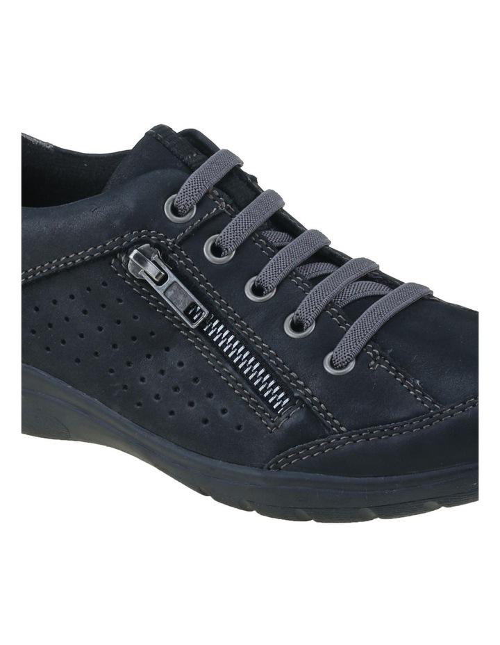 Cambridge Black Sneaker image 3