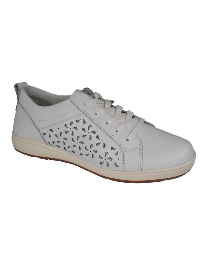 Whirl White Sneaker image 1