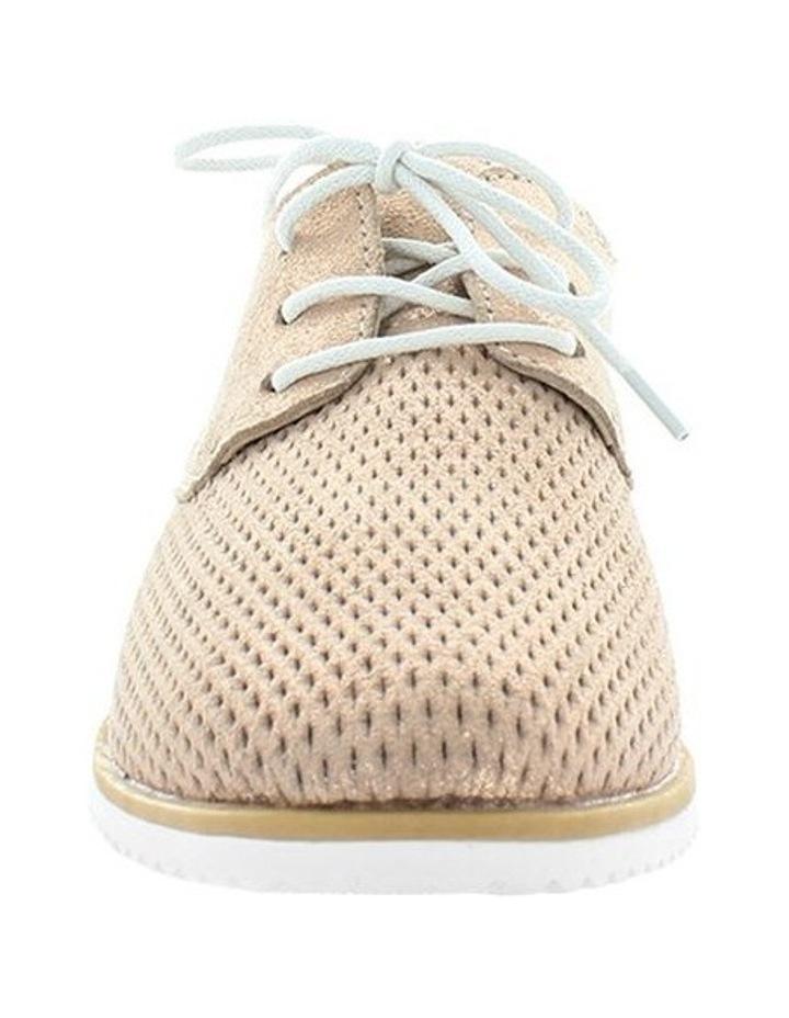 Chary Shimmer Flat Shoe image 3