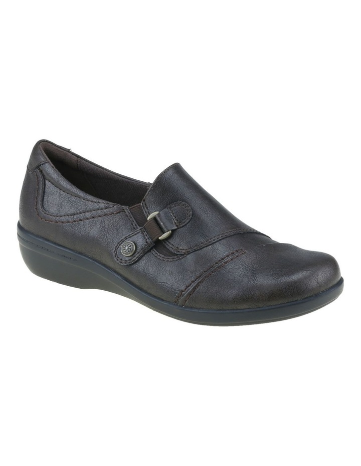 Corby Almond Flat Shoes image 1