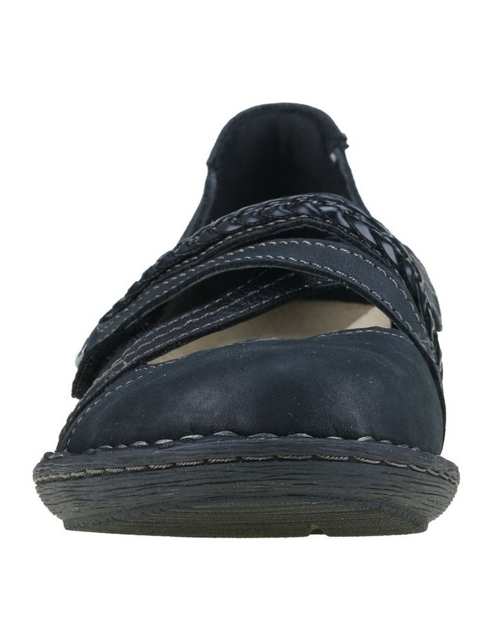 Wigan Black Flat Shoes image 1