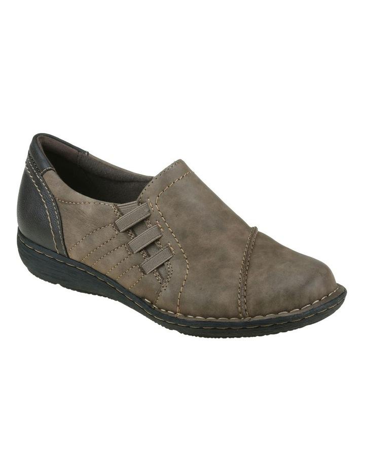 Watford Stone Flat Shoes image 1