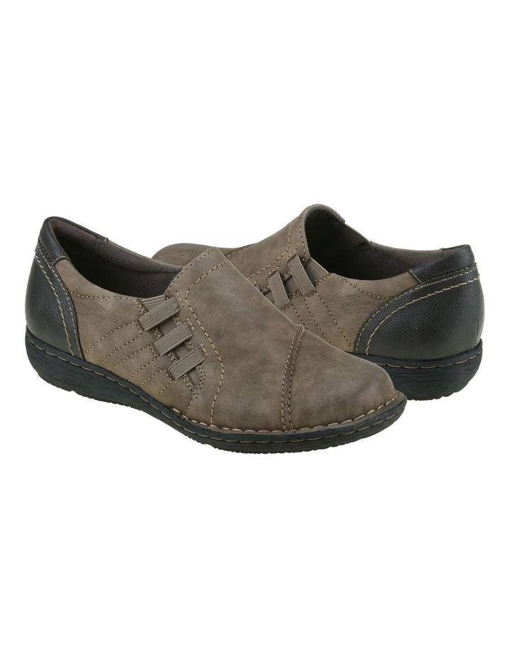 Watford Stone Flat Shoes image 2