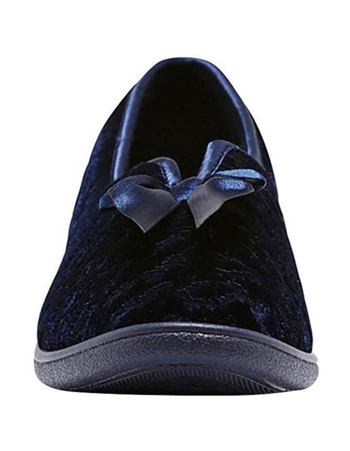 Vivian Navy Slipper image 3