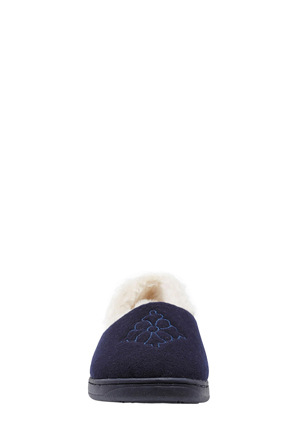 Grosby - Invisible Emma Navy Slipper