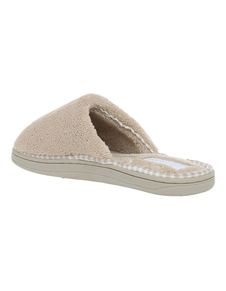 Invisible Loop Taupe Slipper image 2