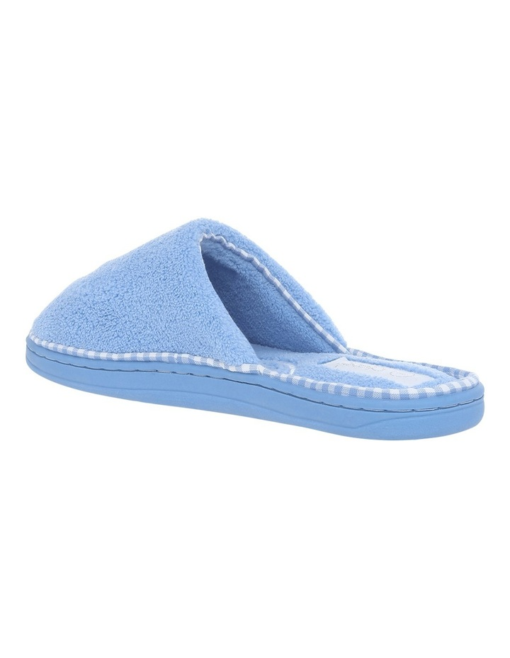 Invisible Loop Blue Slipper image 2