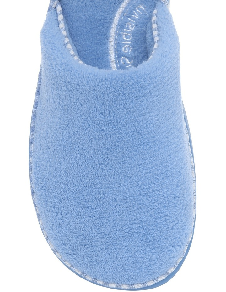 Invisible Loop Blue Slipper image 3