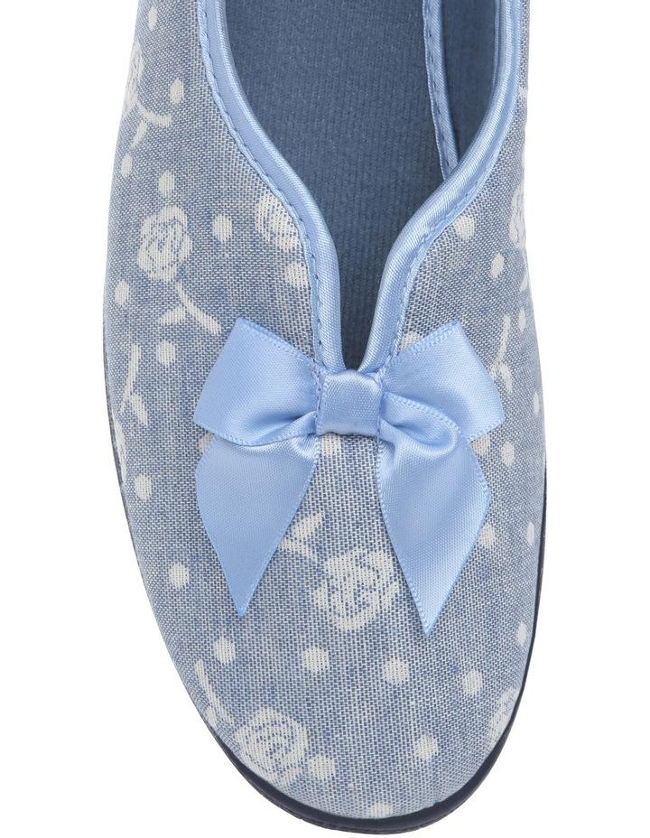 Katelyn Blue Slipper image 3