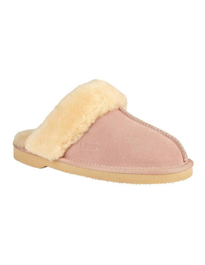 Doe Ugg Light Pink Slipper image 2