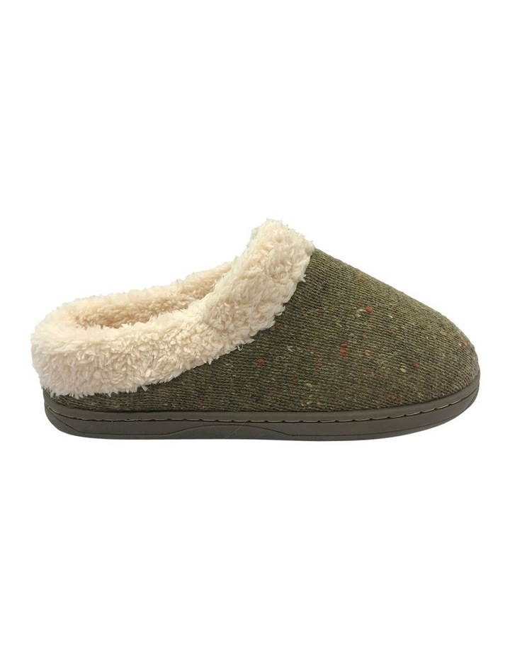 Grosby Invisible Tina Taupe Slipper image 1