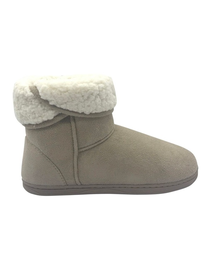 Grosby Invisible Snuggle Beige Slipper image 1