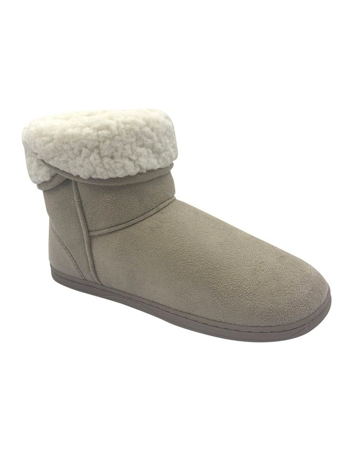 Grosby Invisible Snuggle Beige Slipper image 2