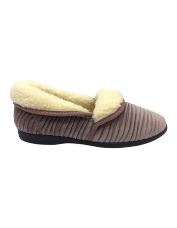 bef68df219c Grosby Grosby Mare 3 Pink Slipper