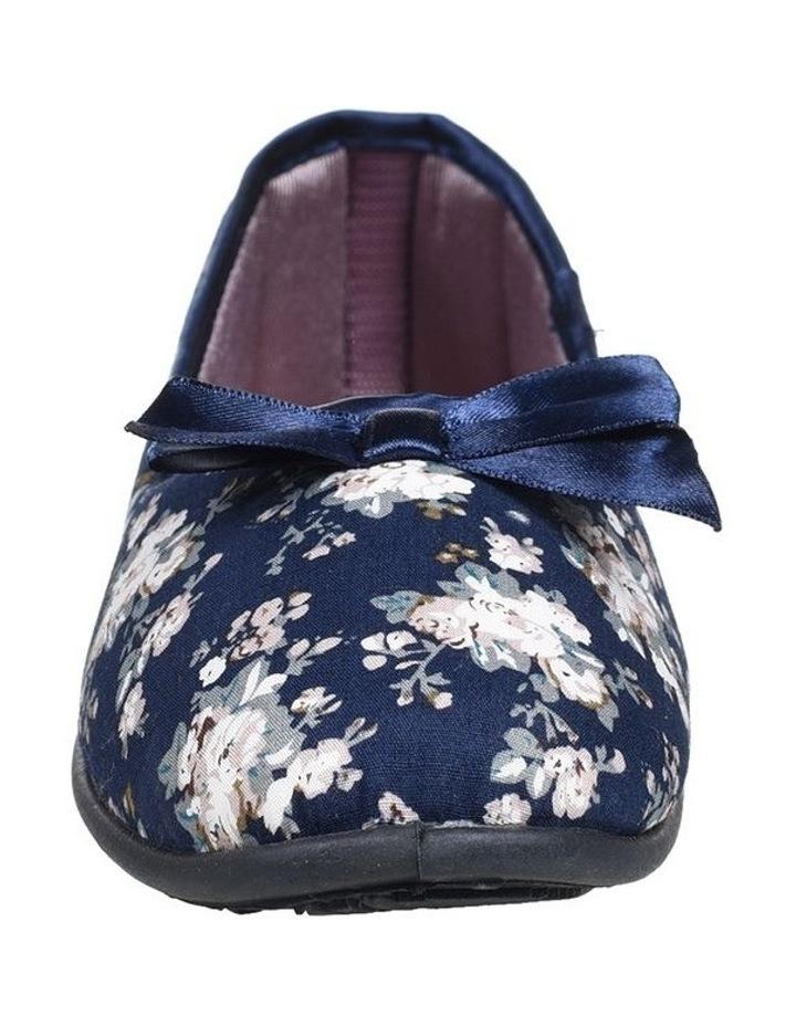 Grace 4 Navy Slipper image 3