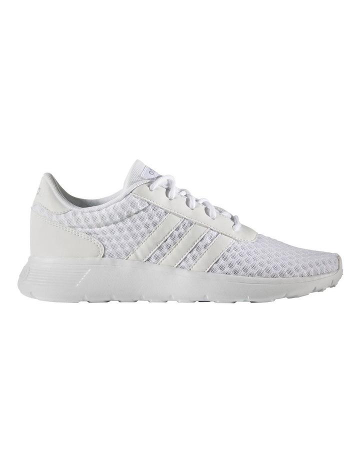 Lite Racer W AW3837 White/White/Matte Silver Sneaker image 1