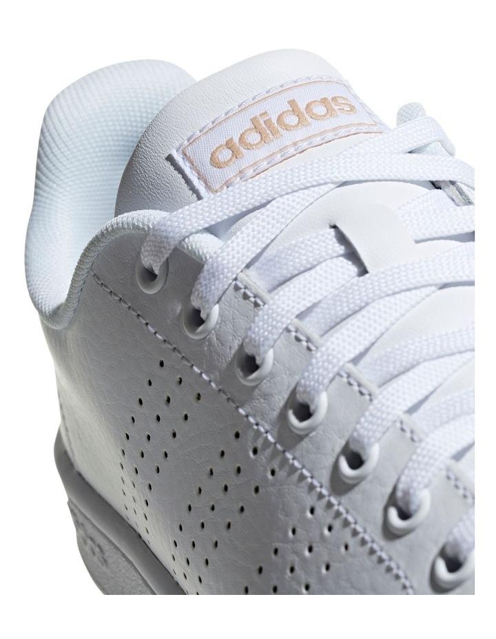 Adidas Advantage F36481 WeißRosa | Sneaker Low | Sneaker