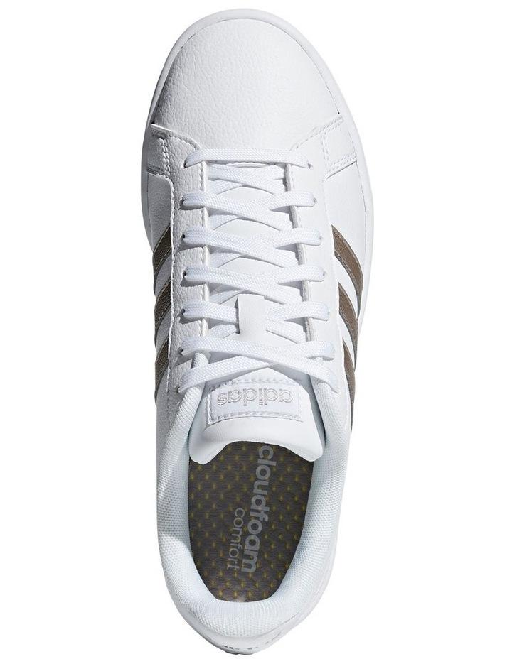 adidas Grand Court sko Hvid adidas Denmark    Adidas   title=         Grand Court F36485 Sneaker          MYER