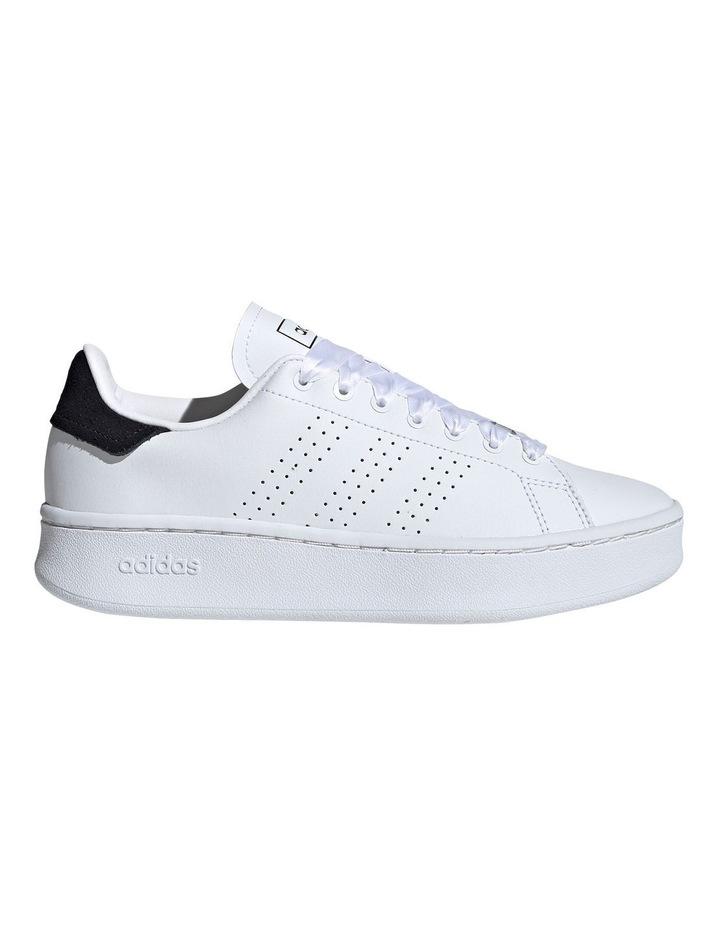 Advantage Bold EF1034 Ftwr White/Ftwr White/Core Black Sneaker image 1
