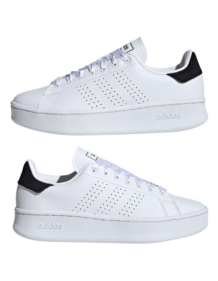 Advantage Bold EF1034 Ftwr White/Ftwr White/Core Black Sneaker image 2