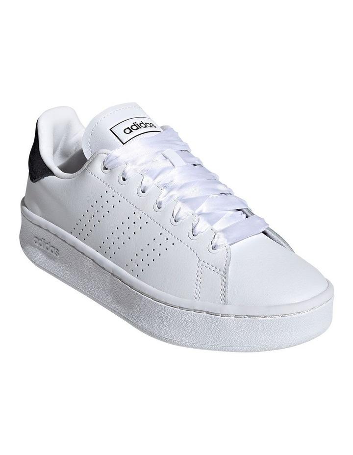 Advantage Bold EF1034 Ftwr White/Ftwr White/Core Black Sneaker image 3