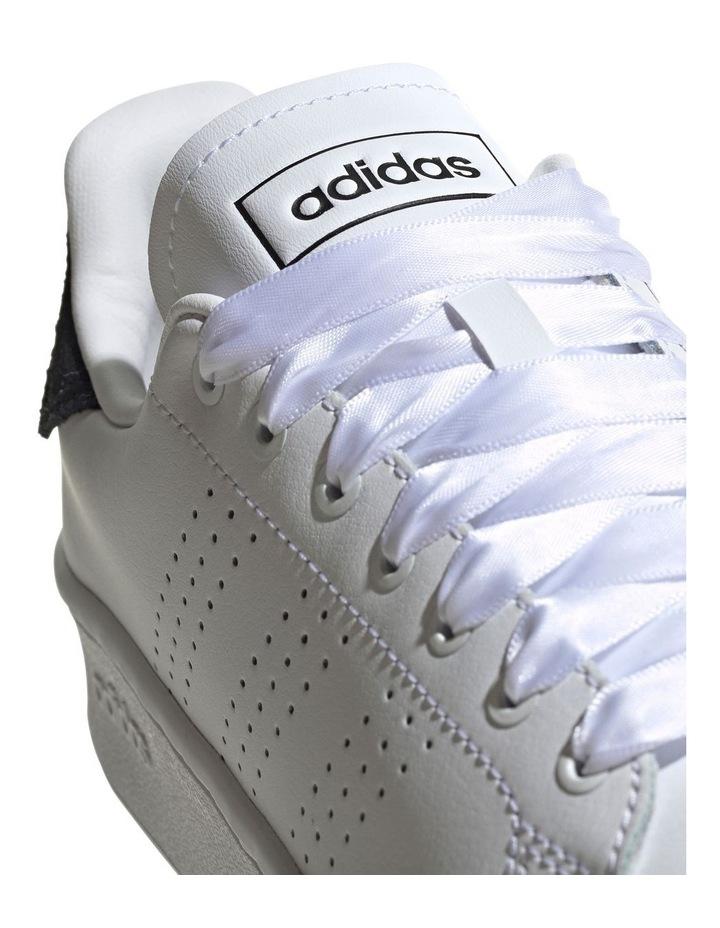 Advantage Bold EF1034 Ftwr White/Ftwr White/Core Black Sneaker image 4