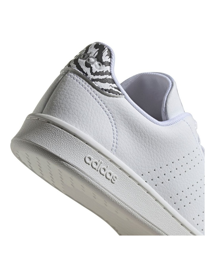 Advantage White Sneaker image 5