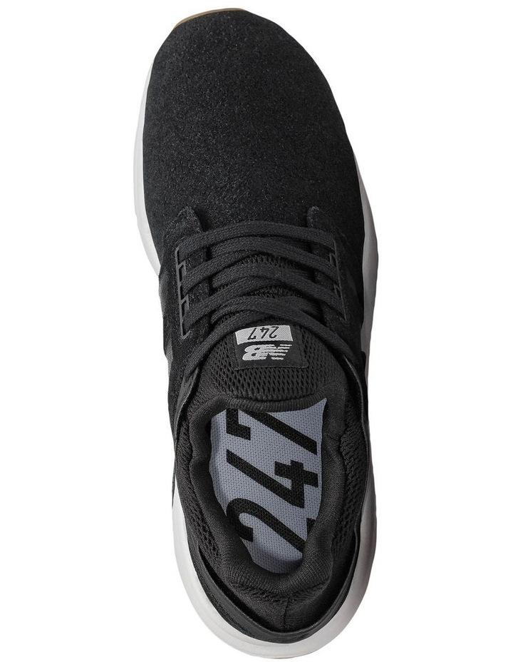 WS247 CI Black/White Sneaker image 3