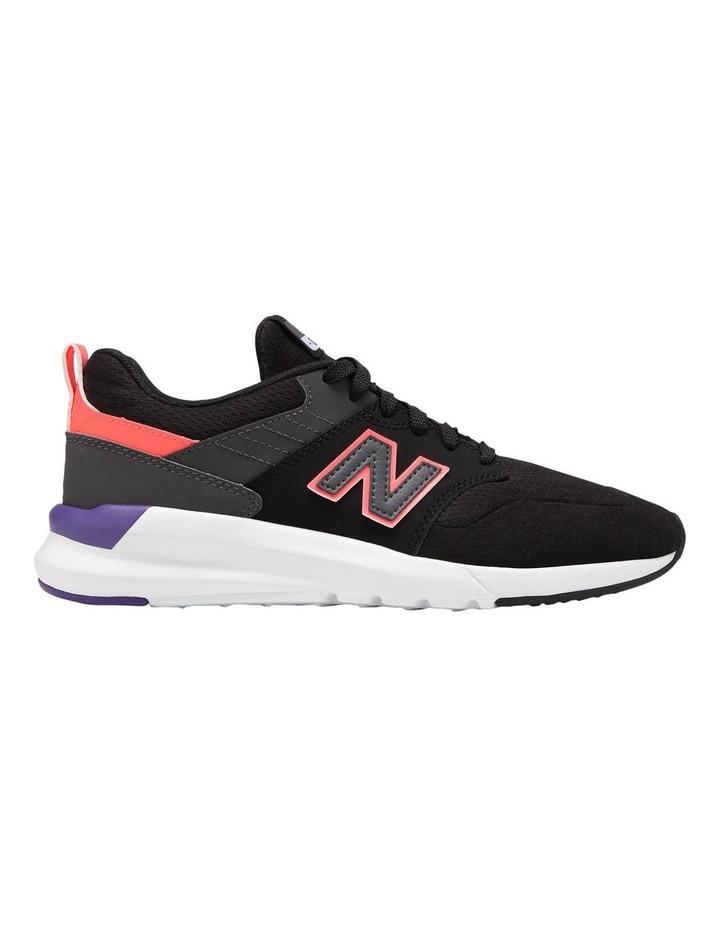 WS009 LA1 Black/Pink Sneaker image 1