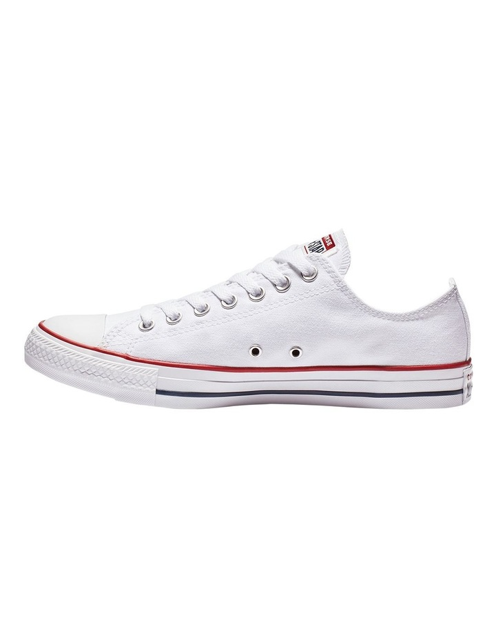 Chuck Taylor All Star White Low Womens image 2