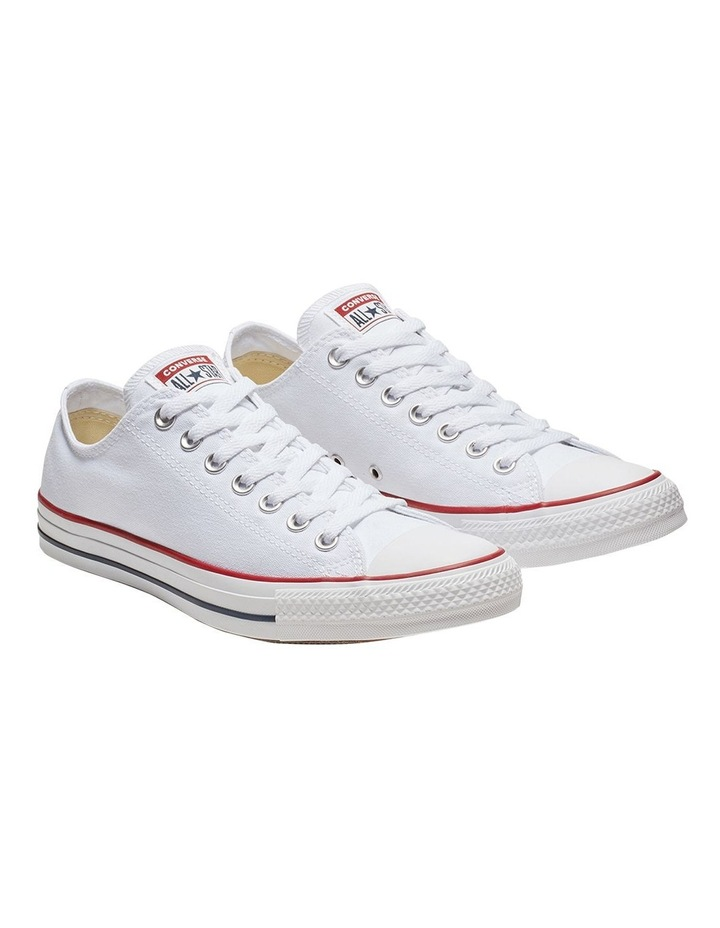 Chuck Taylor All Star White Low Womens image 3
